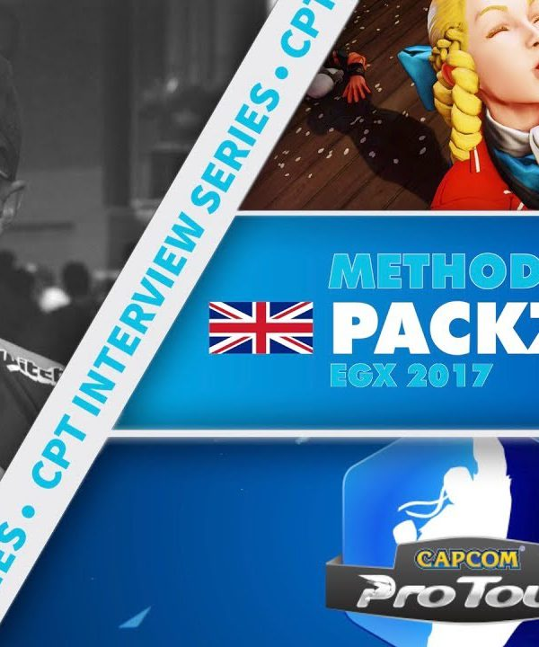 【スト5】SFV: CPT Interview Series – Packz (EGX 2017)