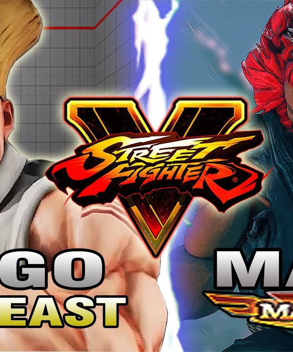 【スト5】SFV – Daigo Umehara (Guile) Vs Mago (Akuma) – Ranked Matches