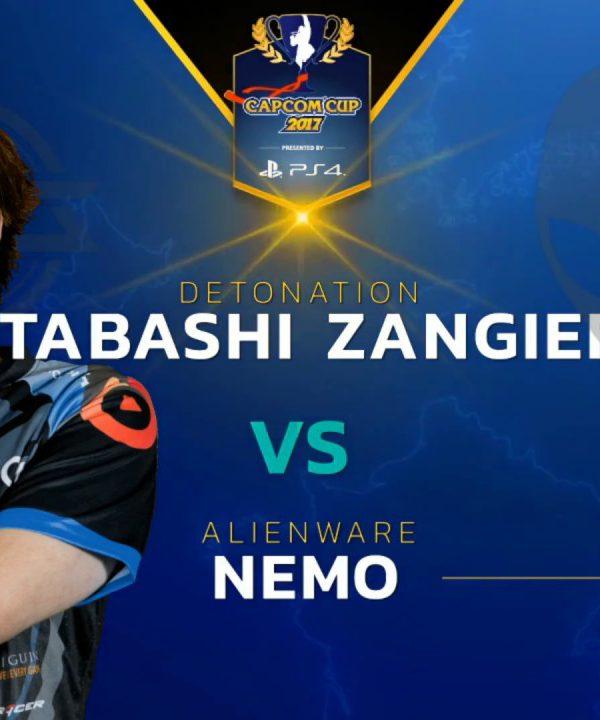 【スト5】SFV: DNG | Itabashi Zangief vs AW | Nemo- Capcom Cup 2017 Top 8 – CPT2017