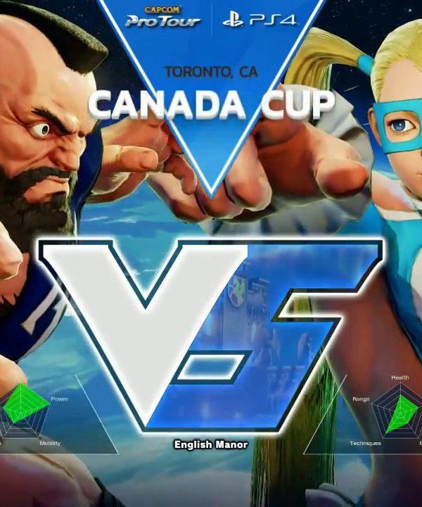【スト5】SFV: DNG | Itabashi Zangief vs GRPT | Fuudo – Canada Cup 2017 – CPT 2017