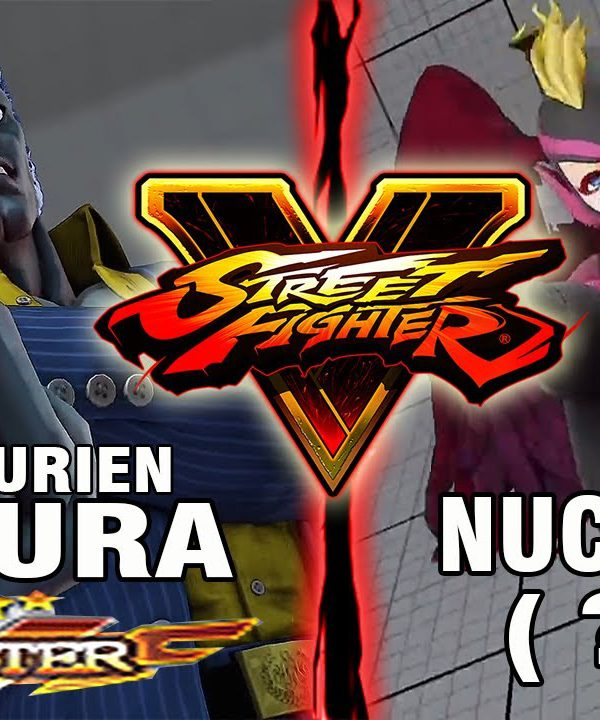 【スト5】SFV – Dogura (Urien) Vs NuckleDu (R.Mika) – Ranked Matches