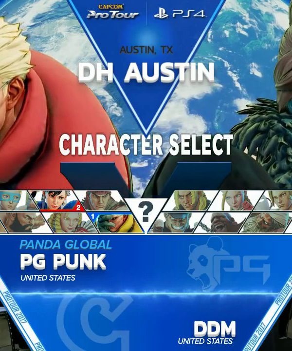 【スト5】SFV: Dreamhack Austin 2017 – Pools Part 1 – CPT 2017