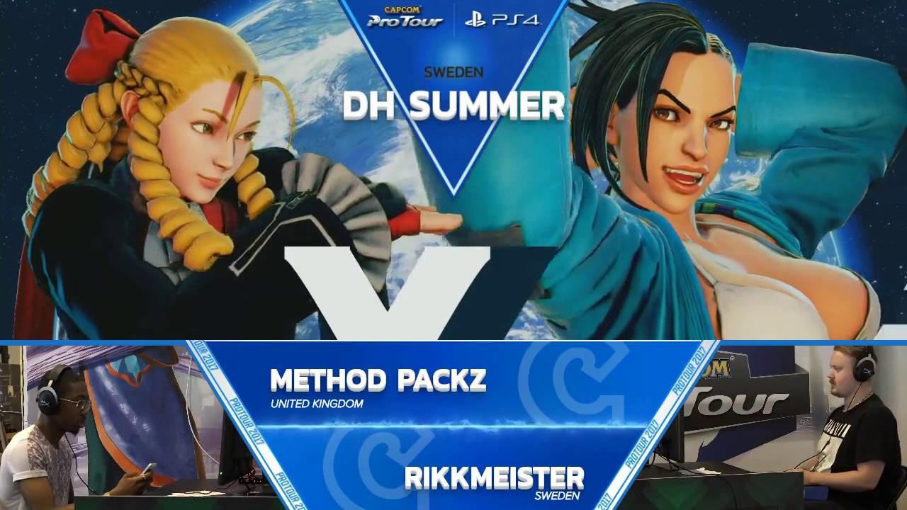 【スト5】SFV: Dreamhack Summer 2017 Top 32 Part 1 – CPT 2017