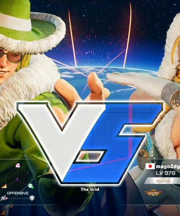 【スト5】SFV: Echofox | Momochi vs. Mago – CPTO Asia 4 Grand Finals – CPT2017