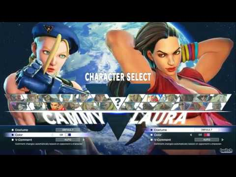 【スト5】SFV: EG|K-Brad vs WFX|801 Strider – Final Round XX Top 8 – CPT2017