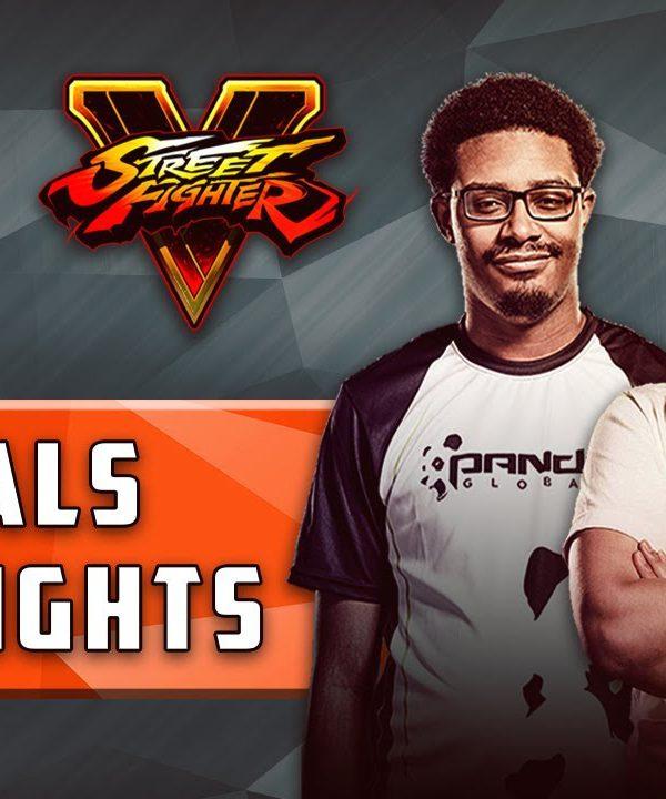 【スト5】SFV ▰ ELeague Top 8 Finals【Highlights】Street Fighter V / 5 スト