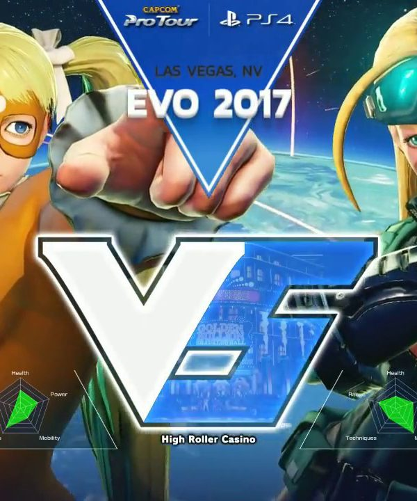 【スト5】SFV: EVO 2017 – Day 2 – Top 64 Part 1 – CPT2017