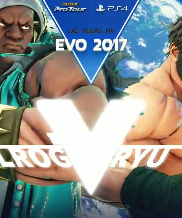 【スト5】SFV: EVO2017 Pools – Rise.Smug vs Qanba.Abao – CPT2017