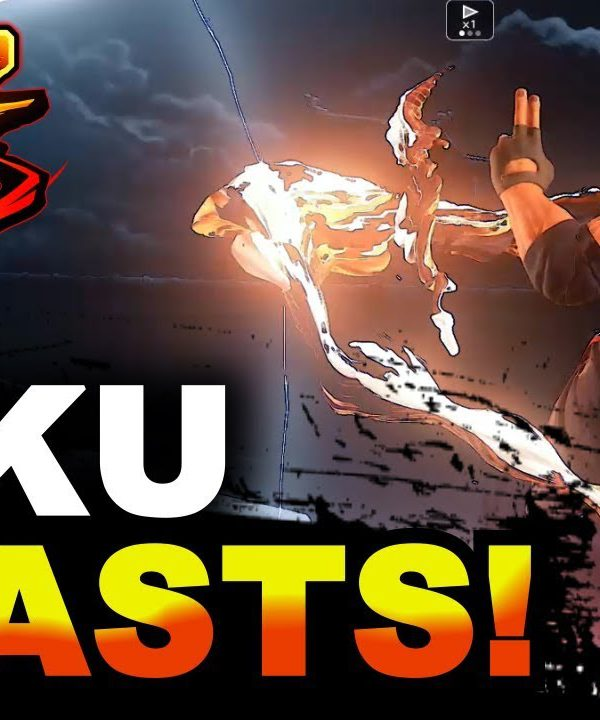 【スト5】SFV * Fearless Zeku Beasts