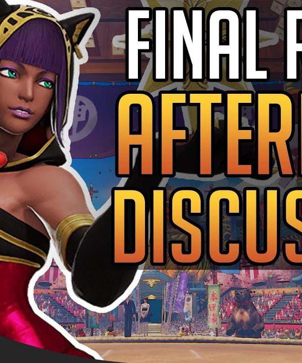 【スト5】SFV – Final Round 2018 Aftermath Discussion! Tournament Results For Street Fighter 5 Arcade Edition