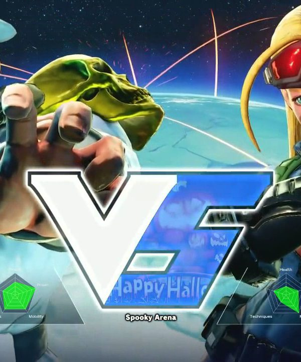 【スト5】SFV: Final Round XX Day 2 Top 64 Part 7 – CPT 2017