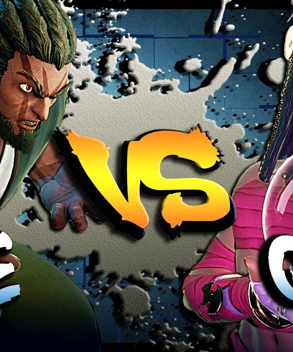 【スト5】SFV – GamerBee ( Necalli ) Vs GO1 ( Menat ) | Ranked Set – SF5