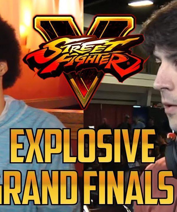 【スト5】SFV Grand Finals ▰ IDom Vs Brian_F【CPT NA Online #4】