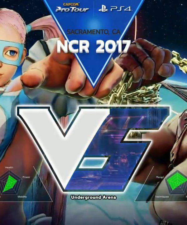 【スト5】SFV: GRPT Fuudo vs F3 Alucard – NCR 2017 Pools – CPT 2017