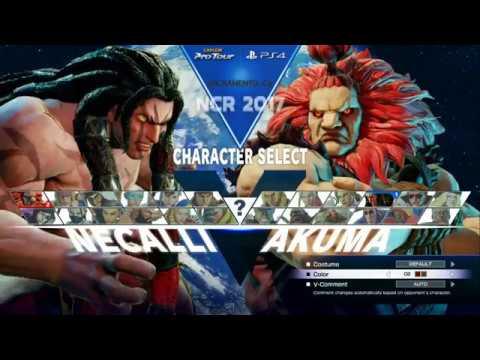 【スト5】SFV: GRPT Haitani vs EchoFox Tokido – NCR 2017 Pools – CPT 2017