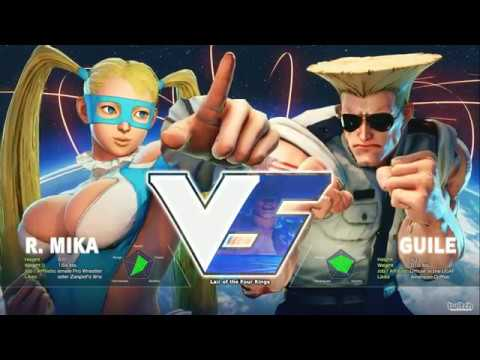 【スト5】SFV: GRPT|Fuudo vs Liquid|NuckleDu – Final Round XX Losers Finals – CPT2017