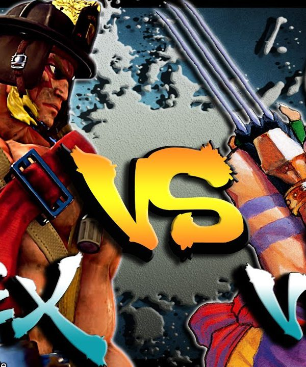 【スト5】SFV – Gunfight ( #1 Alex ) Vs Tourniquet ( #1 Vega ) * Best of 3 *X2 – SF5