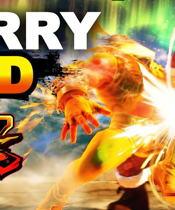 【スト5】SFV * Gunfight Is a Parry God! / Hype Parries & Highlights