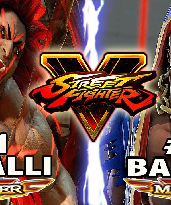 【スト5】SFV – Haitani (Necalli) Vs Iwate (Balrog) – Ranked Matches