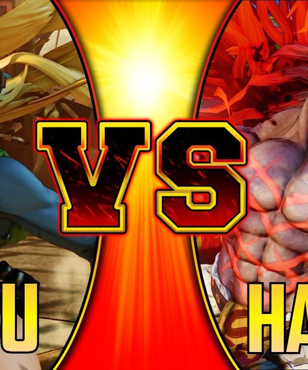 【スト5】SFV ▰ Haitani Vs Osayu- FT5【1080p60 First To 5】Street Fighter V / 5
