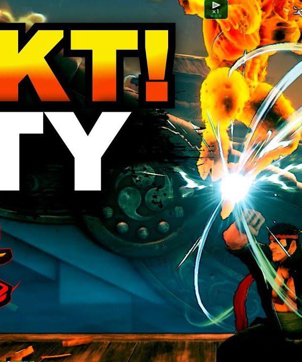【スト5】SFV * HIGHEST Ranked Ryu Destroys Master Satan