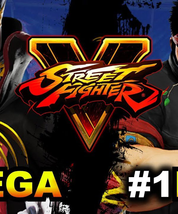 【スト5】SFV * Highest Ranked Vega VS Highest Ranked Ryu / FT5