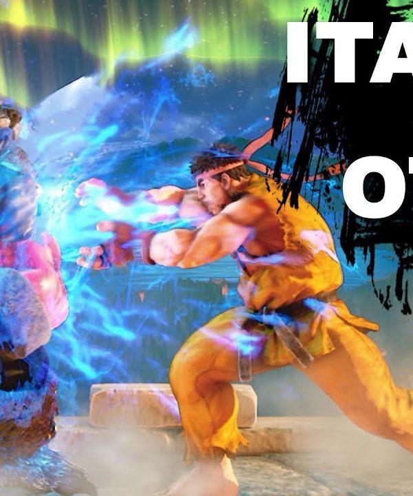 【スト5】SFV * Itazan (#1 Zangief) VS OtaniRyu (Beast Ryu) FT2