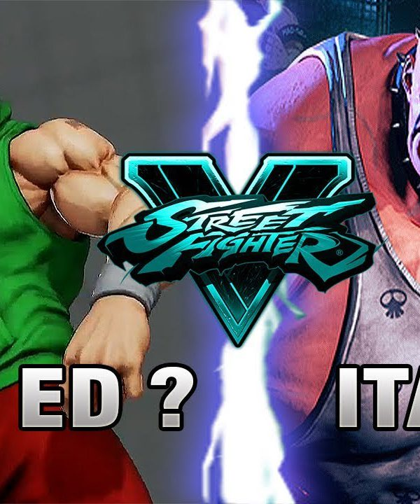 【スト5】SFV – Itazan (ABIGAIL) Vs DiabloDOC (ED) – Ranked Matches