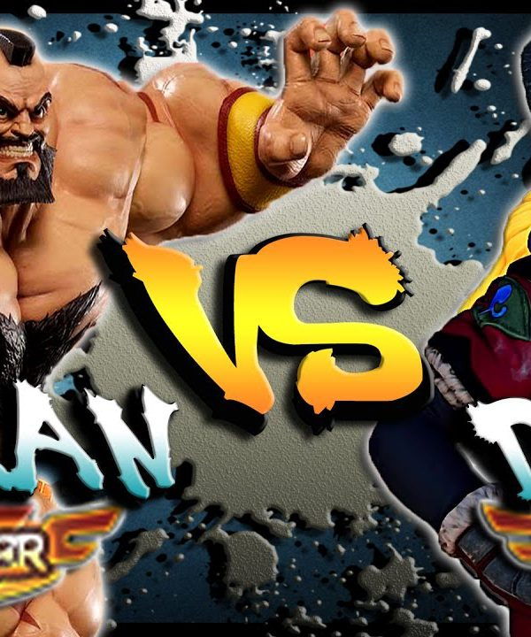 【スト5】SFV – Itazan ( Zangief ) VS Duke ( Beast Kolin ) * First To 5 Razor Close Set * – SF5