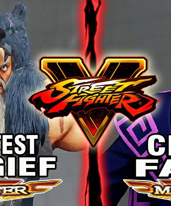 【スト5】SFV – Itazan (Zangief) Vs Dusk Aims (Fang) – Ranked Matches