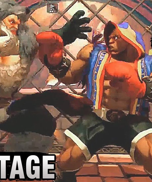 【スト5】SFV – Itazan (Zangief) Vs Iwate (Balrog) – Ranked Matches