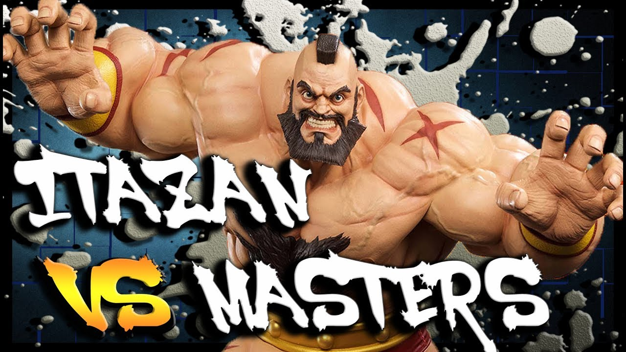 【スト5】SFV – Itazan ( Zangief ) Vs Master Warriors Vol.2| FT. Poongko Mago & More – SF5