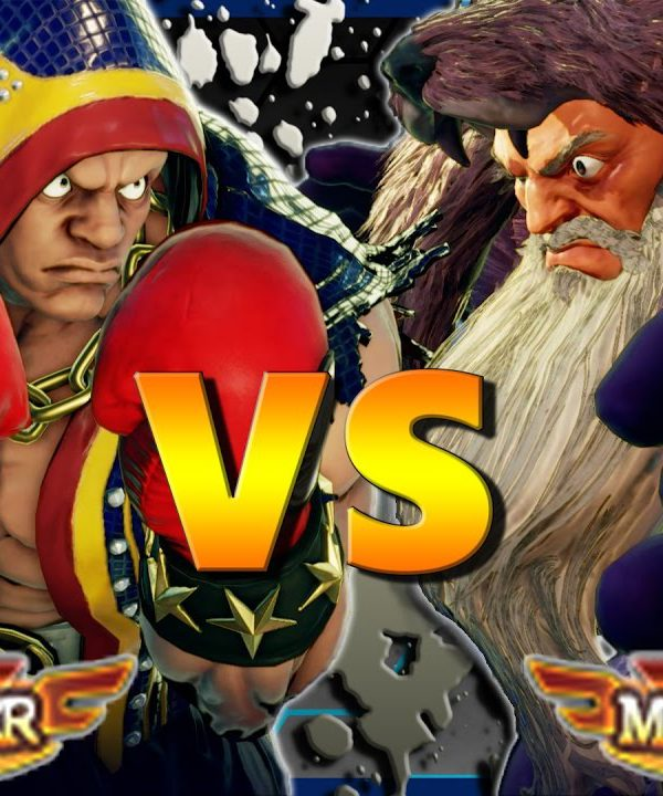 【スト5】SFV – Itazan ( Zangief ) Vs Mkt Iwate ( Balrog ) *Ranked Best of 3*X2 – SF5