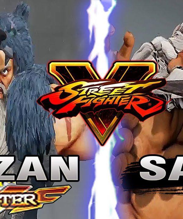 【スト5】SFV – Itazan (Zangief) Vs Sako (Akuma) – Ranked Matches