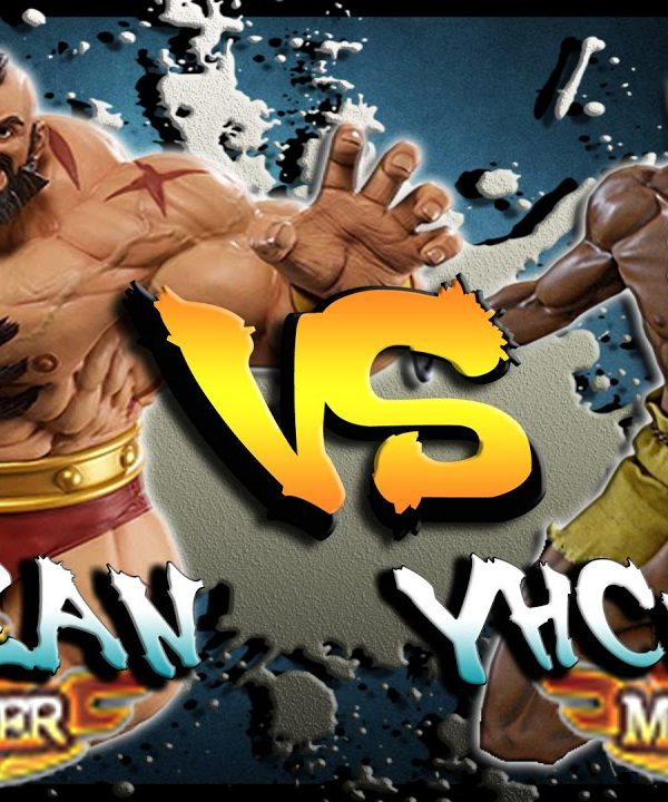 【スト5】SFV – Itazan ( Zangief ) Vs YHCmochi ( Dhalsim ) *Ranked Best of 3* – SF5