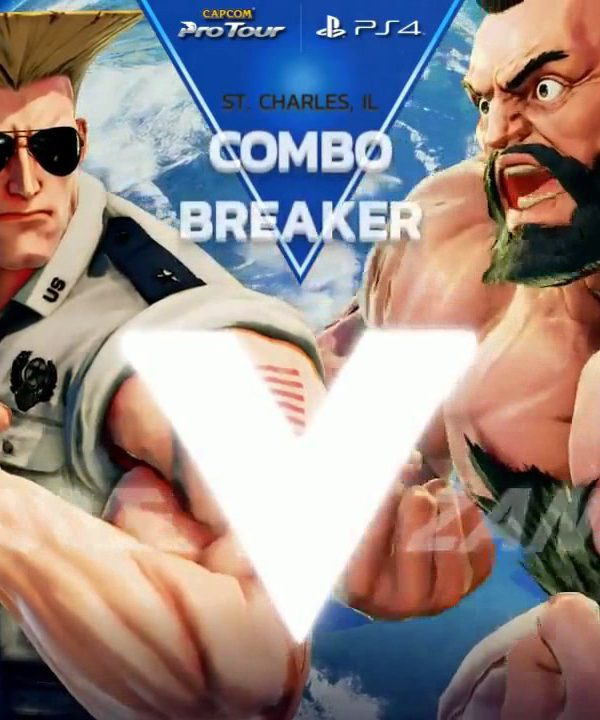 【スト5】SFV: Liquid NuckleDu vs.CYG BST Snakeyez- Combo Breaker 2017 Grand Finals – CPT 2017