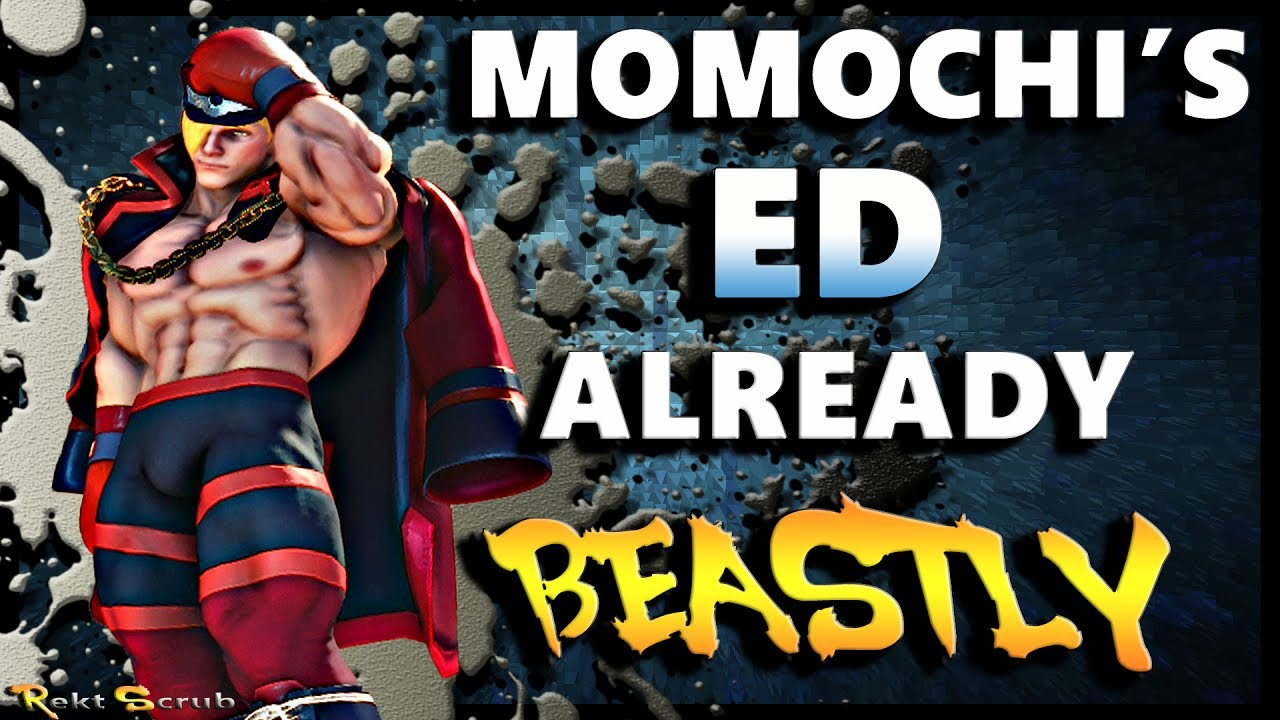 【スト5】SFV – Momochi ( ED ) – Already A Beast | Season 2.5 – SF5