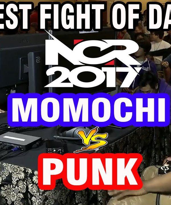 【スト5】SFV – Momochi (Ibuki) Vs Punk (Karin) – NCR 2017 | Top 16