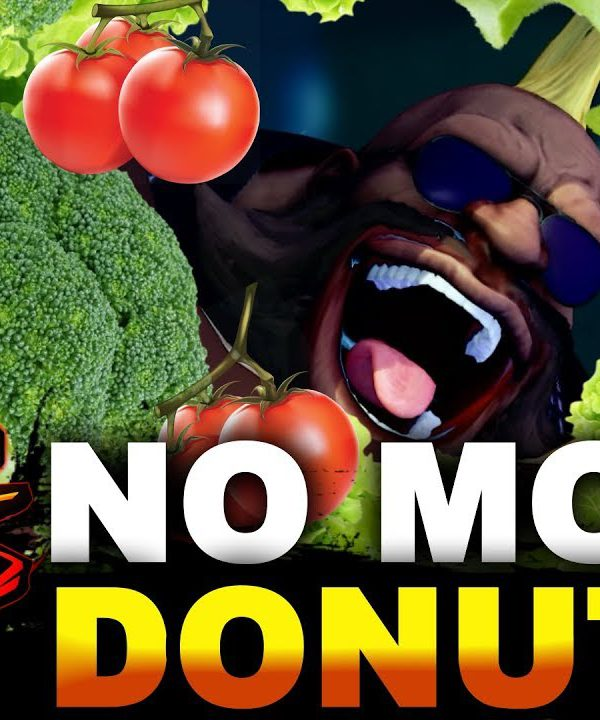 【スト5】SFV * No More DONUTS! / #1 Birdie Fit & Beastly