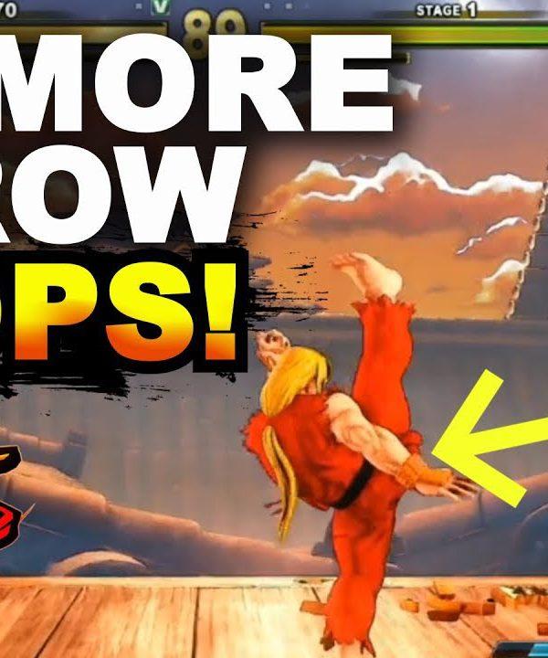 【スト5】SFV * No More Throw Loops! / Arcade Edition NEW Gameplay Overview