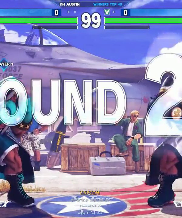 【スト5】SFV: PIE | Smug vs Brian_F – Dreamhack Austin 2017 Top 48 – CPT 2017