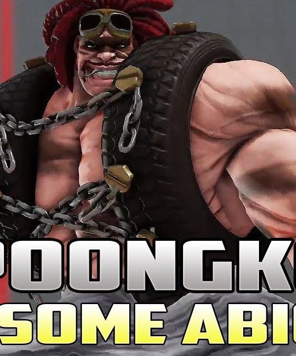 【スト5】SFV – POONGKO (Abigail) – Compilation