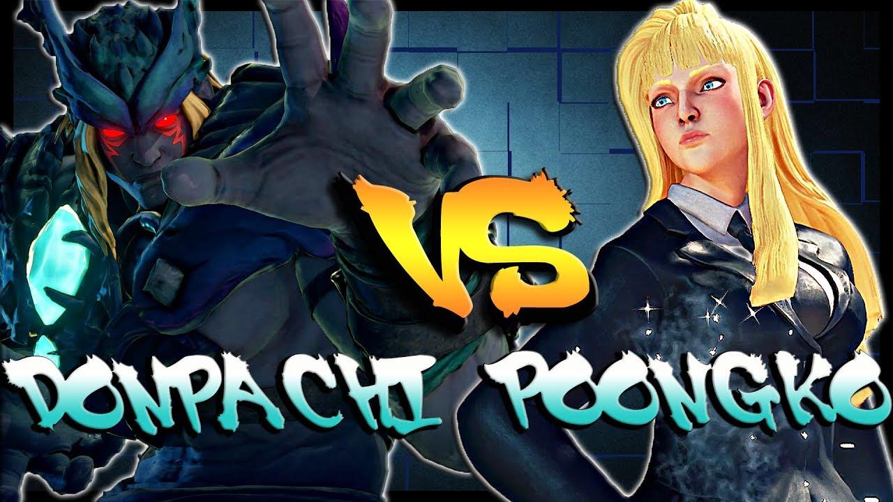 【スト5】SFV – Poongko ( Kolin ) Vs Donpachi ( Alex ) * The Disrespect Is Real * Ranked Best of 3 – SF5