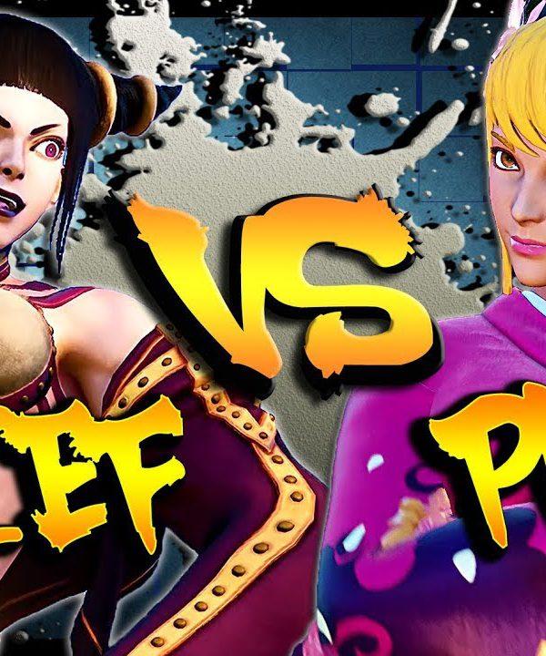 【スト5】SFV – Punk Da Alpha ( Karin ) Vs Beastly Juri ( GentlemanThief ) | Ranked Set – SF5