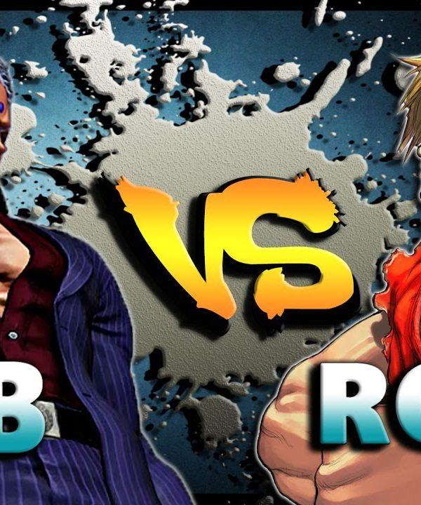 【スト5】SFV – RB ( Urien ) Vs Rockpon ( Ken ) * First to 5 * – SF5