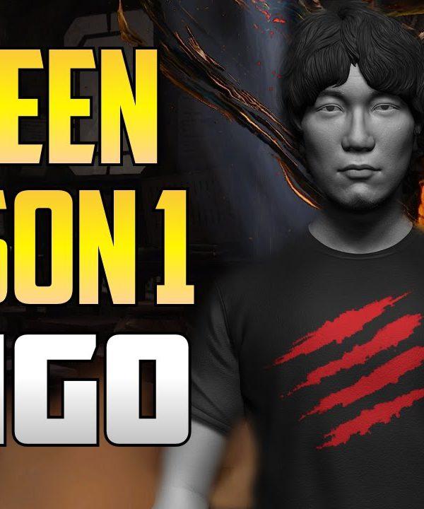 【スト5】SFV S1 ▰ Unseen FooTAGSe Of Daigo's Godlike Season 1 Ryu