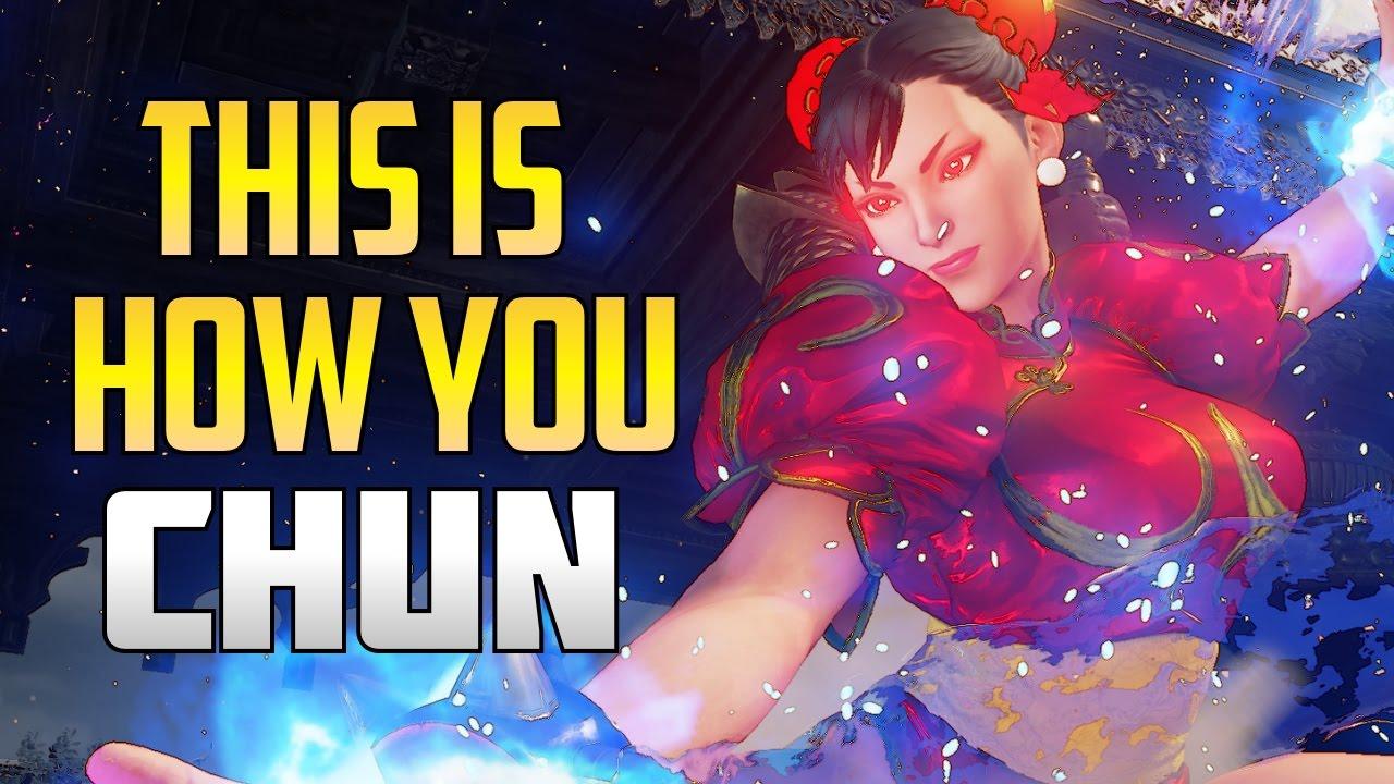 【スト5】SFV S2 ▰ #1 Akuma Vs The #1 Chunli – At The Highest Level
