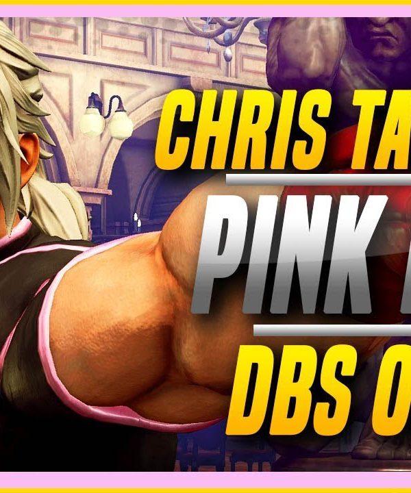 【スト5】SFV S2.5 ➤ Chris Tatarian Against Poongko's Abigail [ Long Set ]