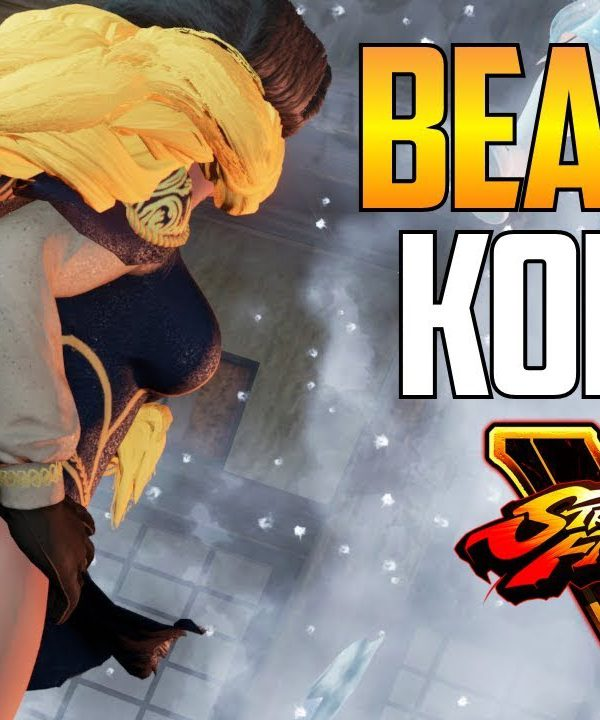 【スト5】SFV S2.5 ▰ High Level Kolin Players