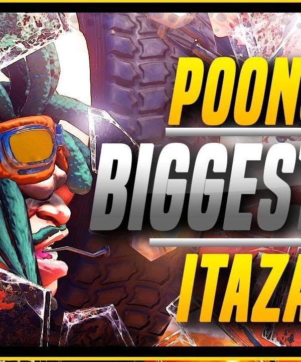 【スト5】SFV S2.5 ➤ Poongko ( Abigail ) vS Itazan ( Abigail ) X4